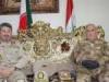 قائد عسكري عراقي لنظيره الايراني: لا نستطيع استقبال الزوار هذا العام
