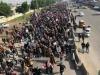لجنة التظاهرات السلمية تؤكد إلتزامها بعدم رفع صور الإمام السيستاني