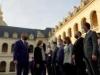 الكاظمي يختتم زيارة باريس ويتوجه الى برلين