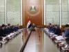 الحكومة العراقية تجتمع جنوبي البلاد