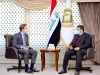 العراق وبريطانيا يؤكدان اهمية معالجة الخلافات وإنهاء الأزمة بين طهران وواشنطن