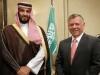 الملك عبدالله الثاني يلتقي ولي العهد السعودي الاثنين