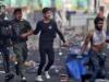 احتجاجات العراق.. جرحى بإطلاق رصاص في ساحة الخلاني