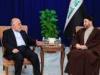 السيد عمار الحكيم يؤكد للعبادي على ضرورة أن يكون رئيس الوزراء شخصية غير جدلية