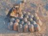 تفجير 75 أسطوانة غاز مفخخة و20 صاروخاً بوزن نصف طن للواحد في ديالى