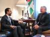 ملك الاردن يبدي دعماً لجهود إجراء الانتخابات العراقية