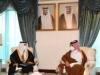 خلال أول زيارة من نوعها منذ 2017.. البحرين توجه رسالة إلى قطر