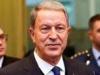 """وزير الدفاع التركي يرد على إساءة صحيفة يونانية لأردوغان: """"لطخة عار"""""""