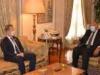شكري: مصر تسعى لضمان تثبيت وقف إطلاق النار بليبيا