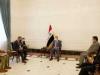 العراق يؤكد سعيه لتطوير العلاقات مع الناتو لرفع قدراته العسكرية