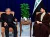 السيد عمار الحكيم يشدد بلقاء العامري على اختيار شخصية مستقلة لرئاسة الحكومة