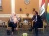 سها العلي تعلن من أربيل: سنعمل كفريق واحد مع وزارة تربية الإقليم