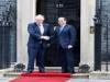 الرئاسة المصرية: جونسون يدعم جهود مصر في تسوية الأزمة الليبية