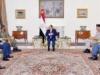 السيسي: مصر تدعم استقرار السودان باعتباره امتدادا للأمن القومي المصري