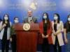 ناجيات ايزيديات في البرلمان العراقي للمطالبة بتشريع قانونهن