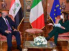 وزير الخارجيَّة يدعو الشركات الإيطالية للاستثمار بقطاعيّ الطاقة والنفط في العراق
